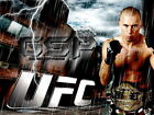 Georges St-Pierre GSP Rush Lightning MMA Mixed Martial Arts Gigantic Print POSTE