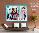 D5758 Hot Girls Sexy Babes Group Japanese Cosplay Gigantic Print POSTER