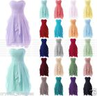New Formal Short Evening Bridesmaid Dress Cocktail Ball Gown Party Prom Dresses