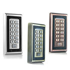 RFID Door Access Control 125KHZ Metal Keypad Backlight for Apartment Home&Office