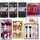 Real Techniques Make up Brushes Travel Essentials/Starter/Core Collection Set UK