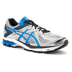 ASICS Mens GT-1000 4 Wide 4E Silver/Electric Blue/Black Running Shoes T5A4N.9339