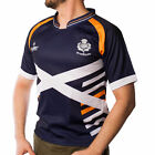 Rugby Nations Men's Saltire Polyester Rugby Top