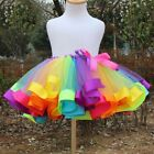 Внешний вид - Toddler Kids Girls Party Ballet Dance Wear Tutu Skirt Dress Pettiskirt Costume