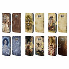 OFFICIAL SELINA FENECH FANTASY LEATHER BOOK WALLET CASE FOR SAMSUNG PHONES 1
