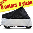 Waterproof Outdoor Indoor Motorcycle Cover UV Protective for Cruisers Bikes $19.83 USD on eBay