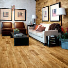 Rustic Oak Real Wood Effect Ceramic Wall / Floor Tiles 615x205x8mm