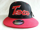 NEW URBAN BLACK RED SNAPBACK FLAT PEAK BASEBALL  HIP HOP  CAP HATS