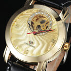 Super Luxury Crystal Automatic Mechanical Women's Dress Gold/ Silver Wrist Watch