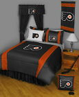 Philadelphia Flyers Comforter & Pillowcase Twin Full Queen King Size