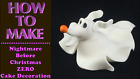 Nightmare Before Christmas (Made to Order) Cake Decoration Topper Edible Figures