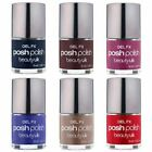 Beauty UK Posh Gel FX Nail Polish Varnish Summer Colours Art Lacquer Manicure