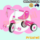 OZ Foldable Safe Kid Child 3 Wheel Bike Trike Tricycle with trailer Ride On Toy