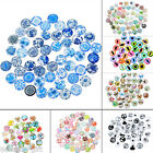 10PCs Mixed Dome Cameo Cabochon Glass Embellishments Jewelry Findings 3cm