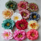 5 10 20 PCS tea rose flower wholesale wedding flower decoratio 13 color choices