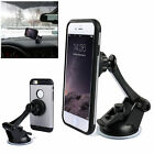 Universal Car Windshield and Dashboard Magnetic Holder Mount For Smartphones