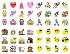 CHILDRENS KIDS TEMPORARY FUN TATTOOS BIRTHDAY PARTY LOOT BAG FILLERS VARIOUS
