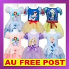 Disney Girls Rapunzel-Tangled Cinderella Frozen Sofia Snow White Princess Dress