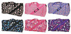 Hi-Tec Ladies Heart, English Roses Pattern HOLDALL GYM TRAVEL BAG 22""
