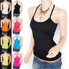 Trendy Soft Stretchy Racer Back Summer Casual Camisole Cami Tank Top