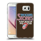 OFFICIAL THE ROLLING STONES KEY ART SOFT GEL CASE FOR SAMSUNG PHONES 1