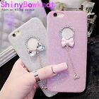 3D Luxury Diamond Bling Glitter Cute Soft Case Cover For iPhone XS 8 6s 7 Plus 5