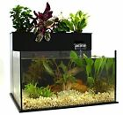 Aquarium Fist Tank Durable Enjoyable Water Falls Plants Grow Capacity 5 Gallon