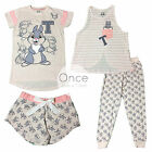 Primark Ladies Disney Thumper Bunny Pyjama Pants, T-shirt, Vest Or Shorts