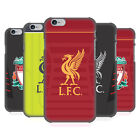 OFFICIAL LIVERPOOL FOOTBALL CLUB KIT 2016/17 BACK CASE FOR APPLE iPHONE PHONES