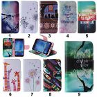 what is a samsung note - Patterned flip case wallet cover for iPhone Samsung Huawei SONY protect skins