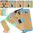 Defender Shockproof Hybrid Rubber Plastic Phone Case For Samsung Galaxy Note 5