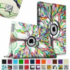 For Apple iPad 2 / 3 / 4 Rotating  Smart Leather Case Cover with Auto Wake/Sleep