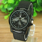 Mens Watches Quartz Stainless Steel Analog Sports New Wrist Watch Army <br/> ☀☀WEEKEND OFFER ONLY☀☀HURRY☀☀UK SELLER☀☀