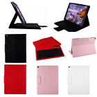 4 colors Removable Bluetooth Keyboard Case Touchpad For IPAD Samsung Tablet 24