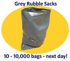 Heavy Duty Builders Rubble Sacks 20 x 31