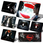 Batman VS Superman Rubberized Hard Case+KB Cover For Macbook Pro Air 11 12 13 15