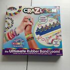 CRA-Z-ART CRA-Z-LOOM ULTIMATE RUBBER BAND LOOM SET WITH BONUSES