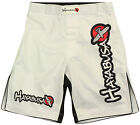 Hayabusa Shiai Fight Shorts (Gray)