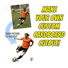customize your own poster - CREATE YOUR OWN Custom Lifesize CARDBOARD CUTOUT Standee Standup Poster Gift