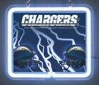 San Diego Chargers Helmet New Neon Light Sign @4