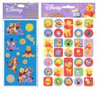 Disney Winnie the Pooh Stickers Art School Party Favors Crafts