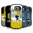 OFFICIAL STAR TREK ICONIC CHARACTERS TOS HYBRID CASE FOR SAMSUNG PHONES
