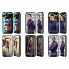 STAR TREK ICONIC CHARACTERS ENT BLACK BUMPER SLIDER CASE FOR APPLE iPHONE PHONES