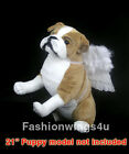 Pets feather angel wings costume posing props for Medium dogs Large cats