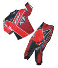 Wulfsport Crossfire Junior Race Shirt Jersey Trousers Pants Motocross Pitbike