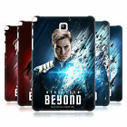 OFFICIAL STAR TREK CHARACTERS BEYOND XIII HARD BACK CASE FOR SAMSUNG TABLETS 1