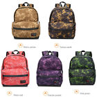 1PC NEW Men Women Retro Backpack Large Capacity Bag For School Holiday