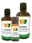 Ho Wood Essential Oil Pure Natural Cinnamomum camphor Aromatherapy