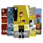 OFFICIAL STAR TREK EMBOSSED ICONIC CHARACTERS TOS BACK CASE FOR SONY PHONES 1