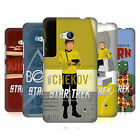OFFICIAL STAR TREK EMBOSSED ICONIC CHARACTERS TOS BACK CASE FOR NOKIA PHONES 1